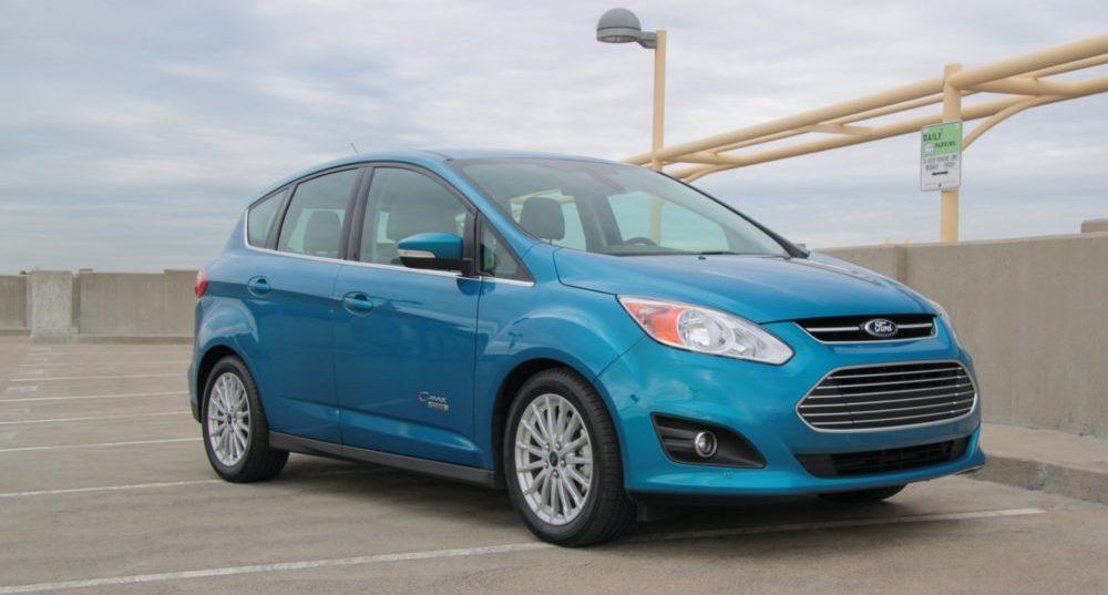 Ford C-MAX II. gen