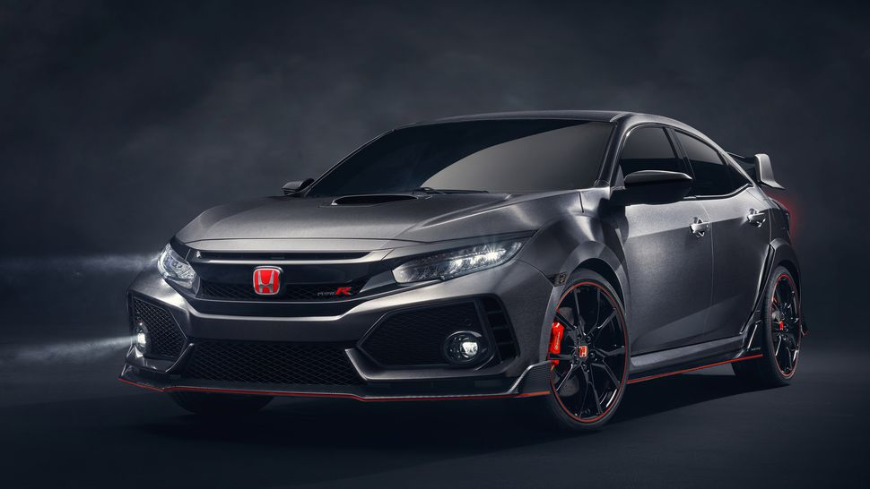Civic Type R - prototype