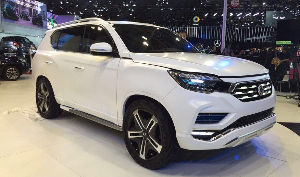 Ssangyong LIV-2 koncept