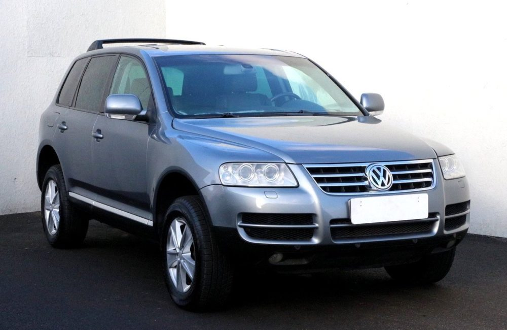 Volkswagen Touareg 7L