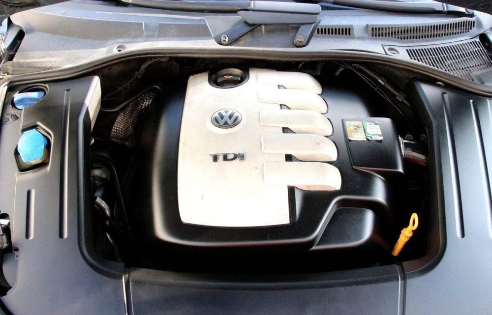 Volkswagen Touareg 7L 2.5 TDI