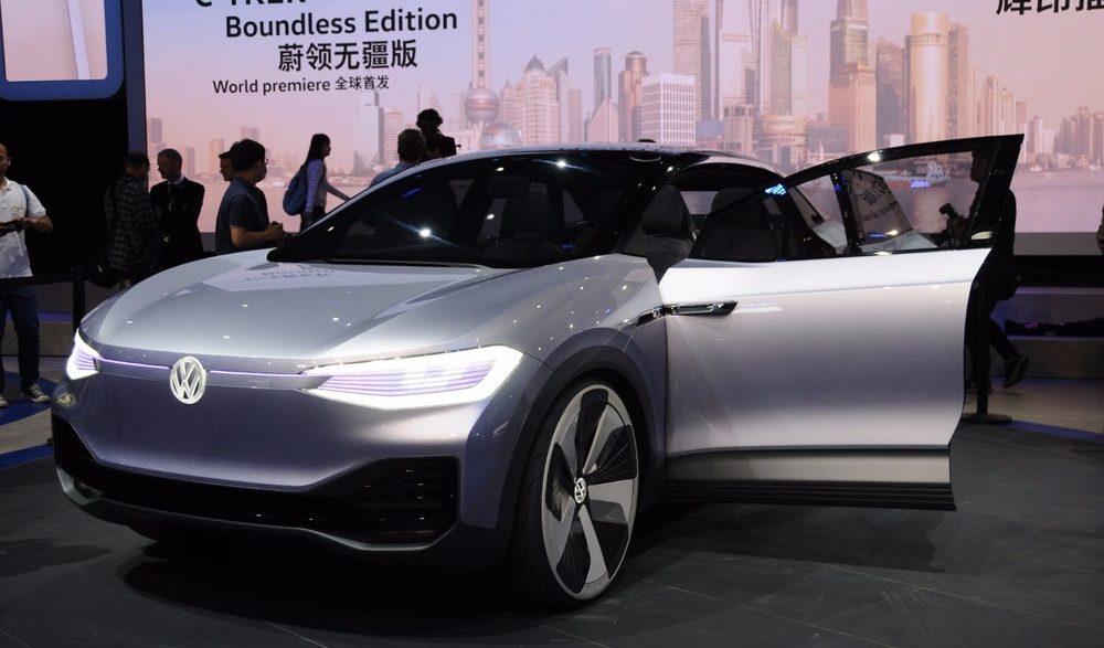 VW I.D. CROZZ koncept
