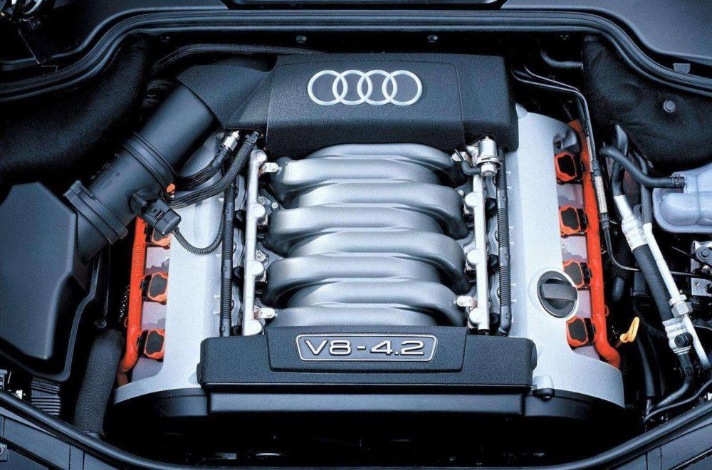 Audi A8 D3 (2002-2009) - motor 4.2 TDI