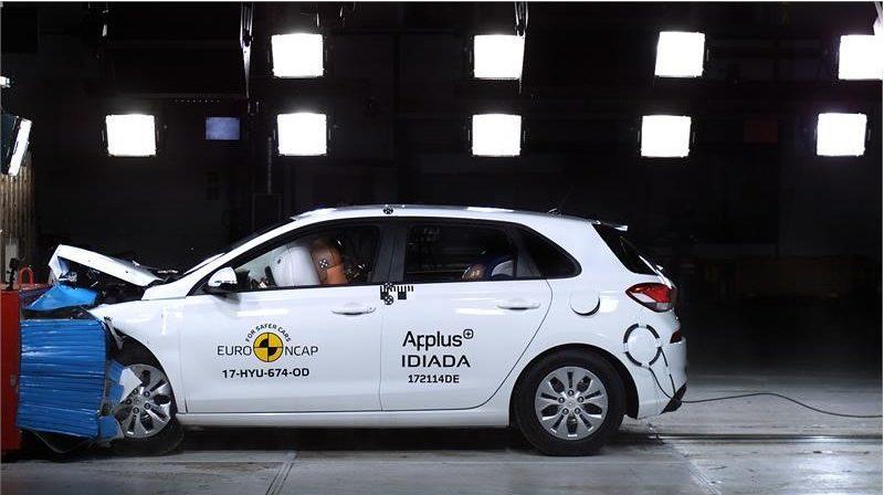 Crashtestem EuroNCAP prošly další vozy