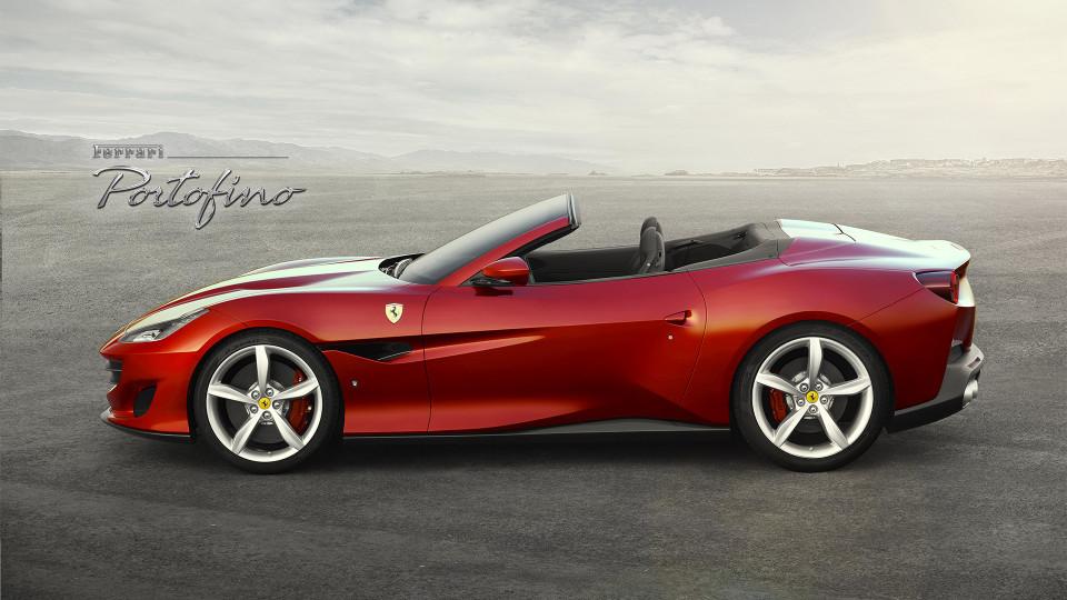 Ferrari-Portofino-bez-střechy