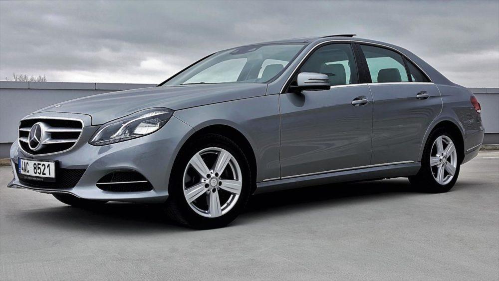 Mercedes Benz W212 facelift