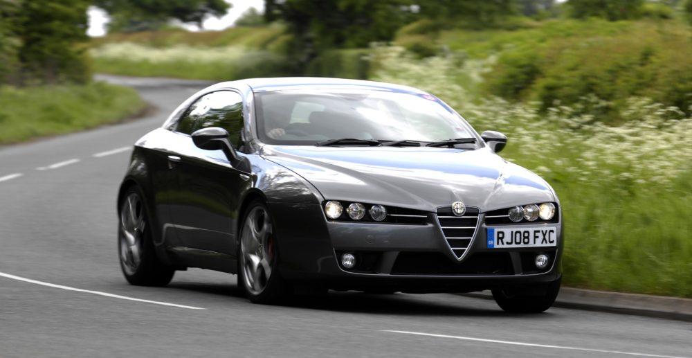 Recenze - Alfa Romeo Brera