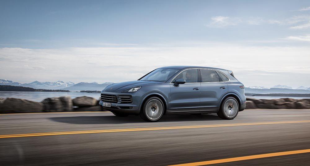 Nové Porsche Cayenne 2018