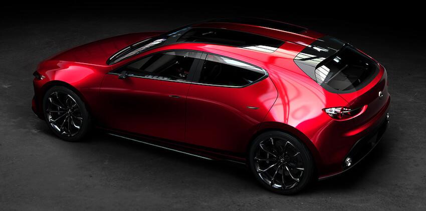 Studie Mazda Kai