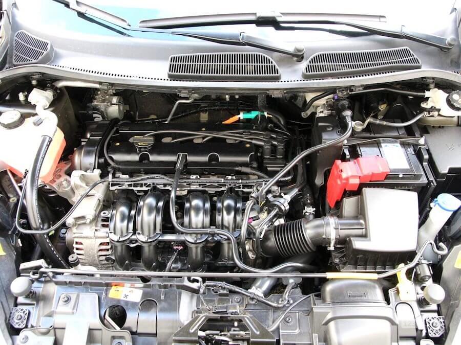 Motor 1.25 Duratec