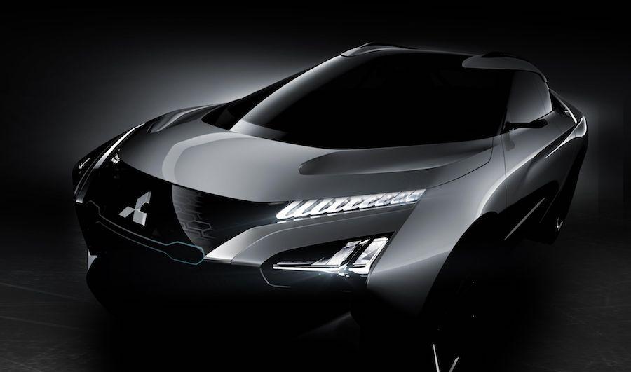 Mitsubishi e-Evolution koncept
