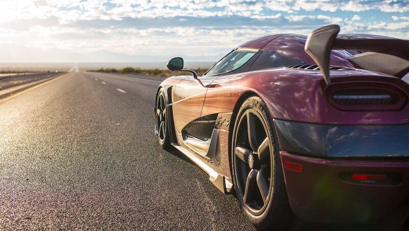 Agera RS v Nevadě překonává jeden rekord za druhým