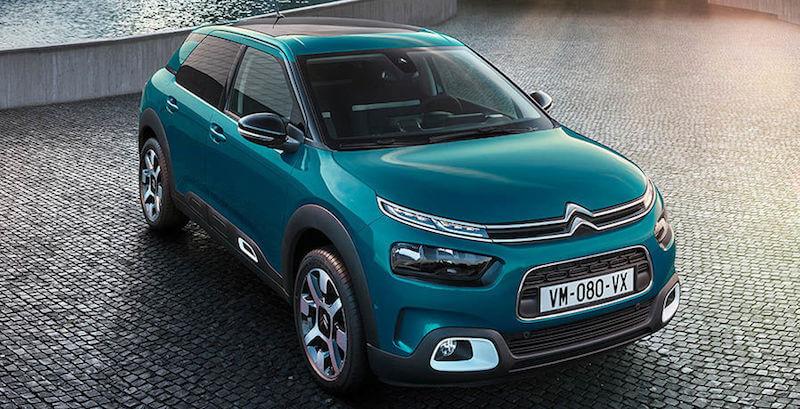 Nový Citroën C4 Cactus