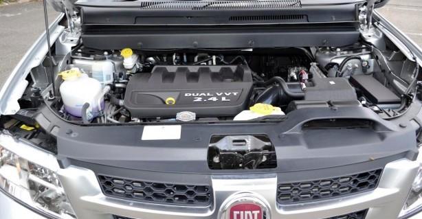 Fiat Freemont 2.4l Dual VVT
