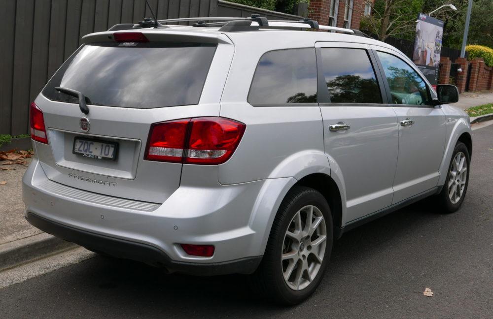 Ojetý Fiat Freemont (2011-2016)