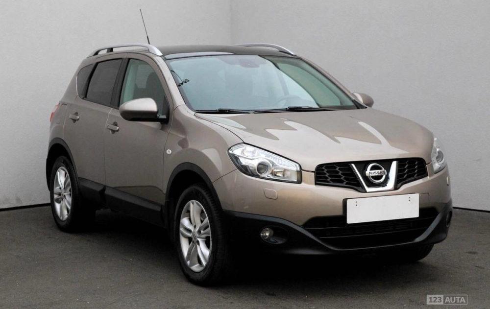 Nissan Qashqai 1. generace (2006-2013)