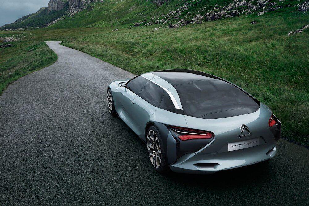 Citroën chystá nový vlajkový sedan