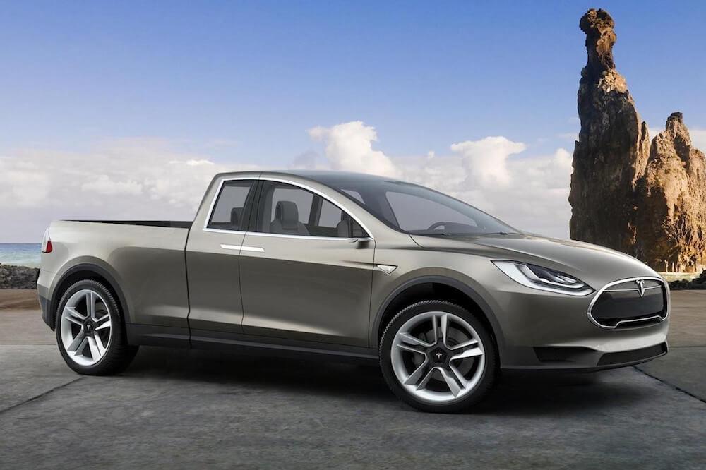 Tesla pracuje na elektrickém pick-upu