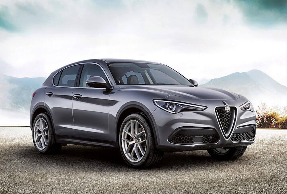 Nové SUV Alfa Romeo