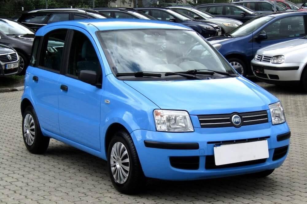 Recenze ojetiny Fiat Panda II