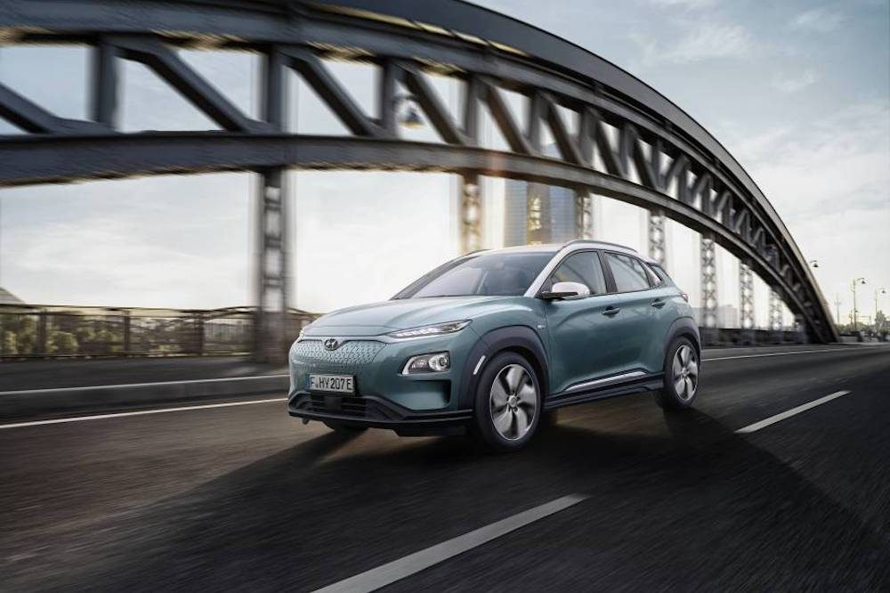 Hyundai Kona Elektromobil