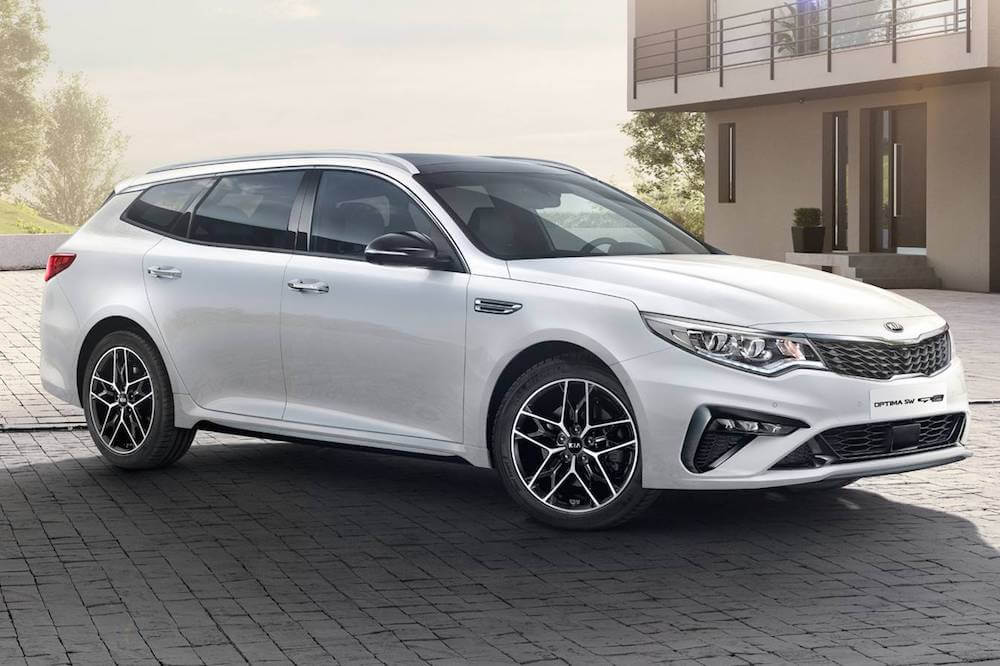 2018 Kia Optima Sportswagon