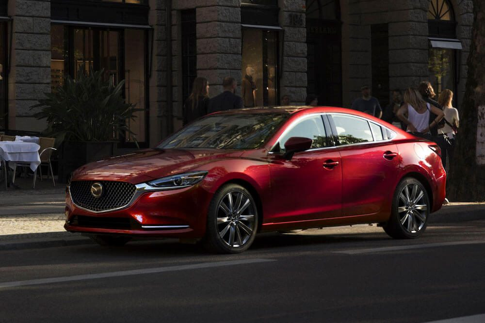 2018 Mazda 6 - Ženeva 2018
