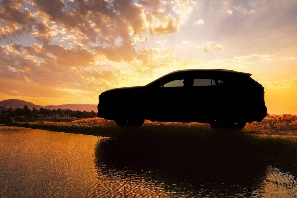 NEW 2019 Toyota RAV4 teaser