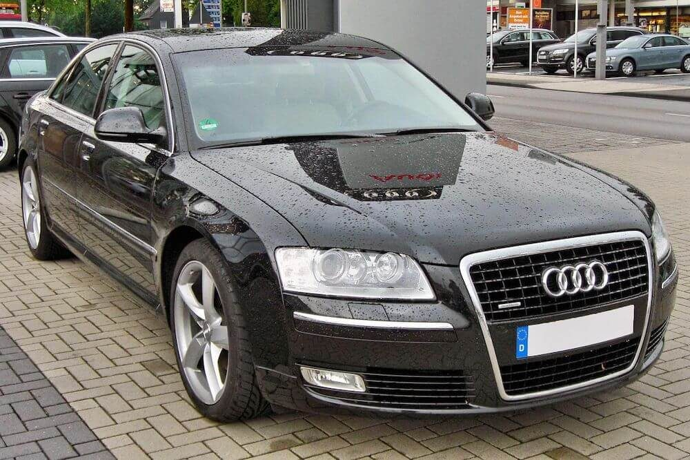 Recenze: Ojetá Audi A8 D3