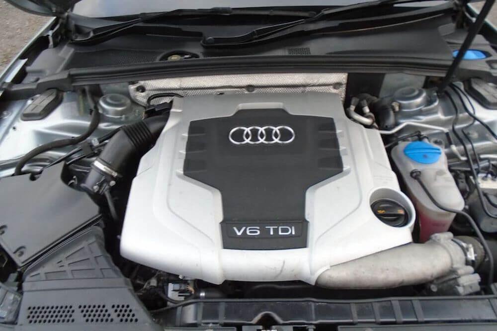 Audi A5 3.0 V6 TDI