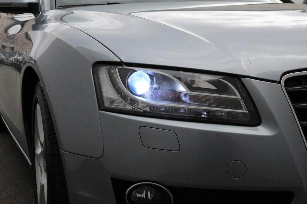 Audi A5 světla