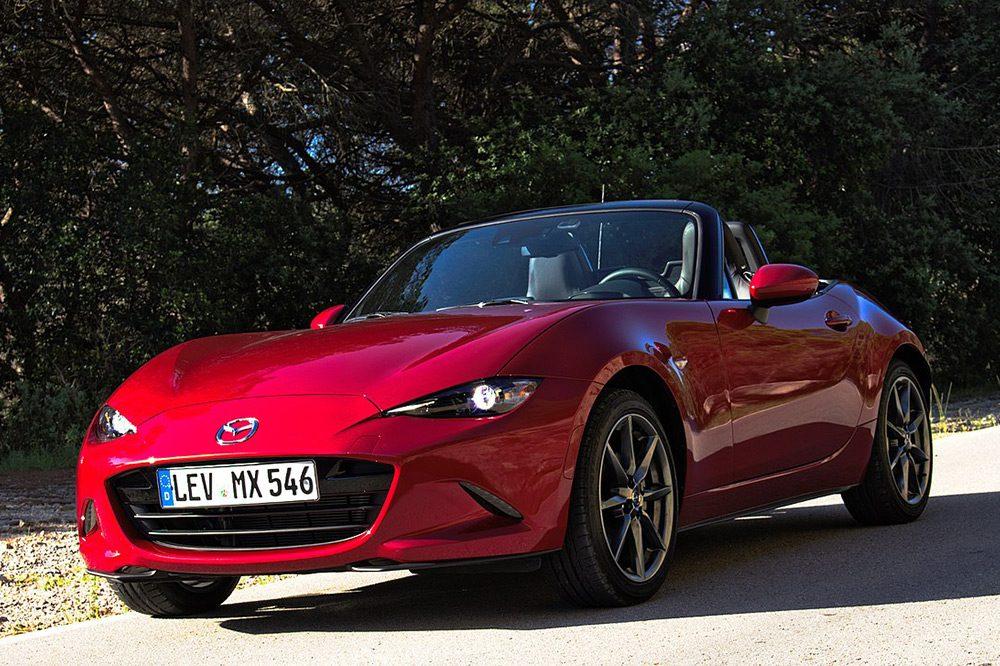 Mazda posílí vrcholný motor pro MX-5