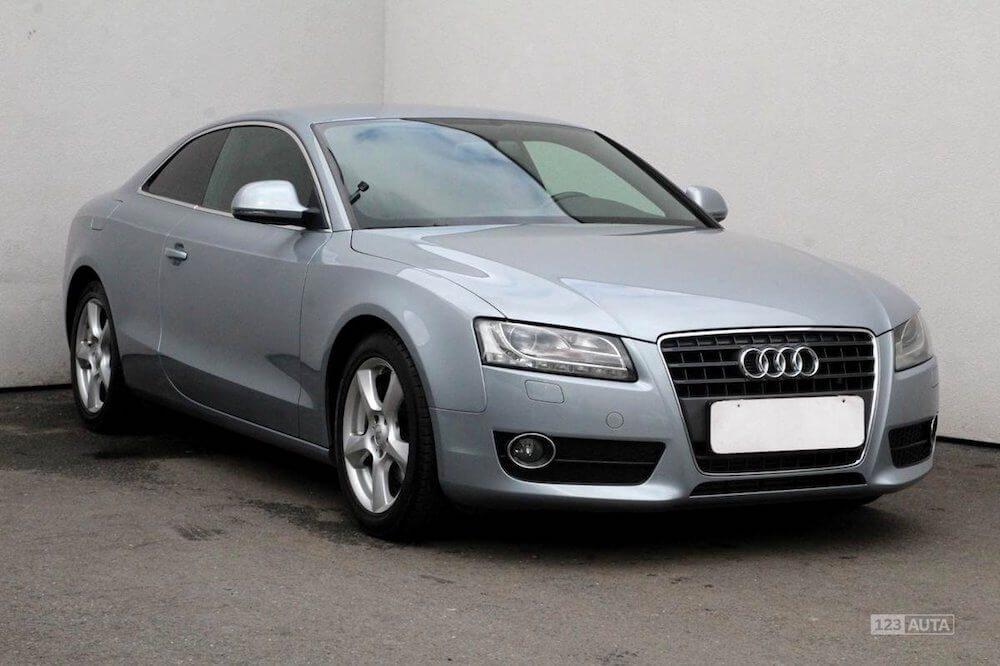 Recenze Audi A5 B8