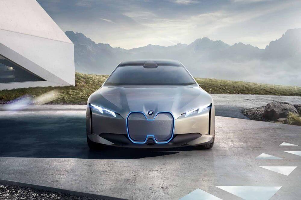 BMW i4 2018