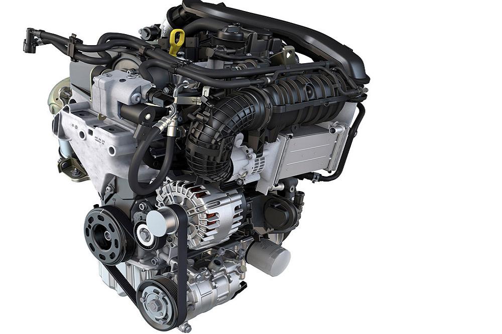 VolkVswagen-motor