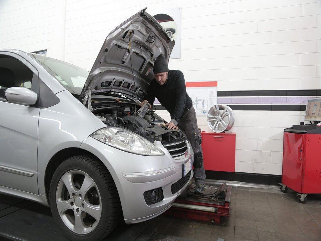 Co obnáší evidenční kontrola vozidla?